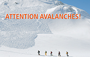 Attention avalanches